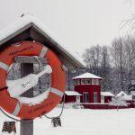 Säätöä talvisessa Espoossa