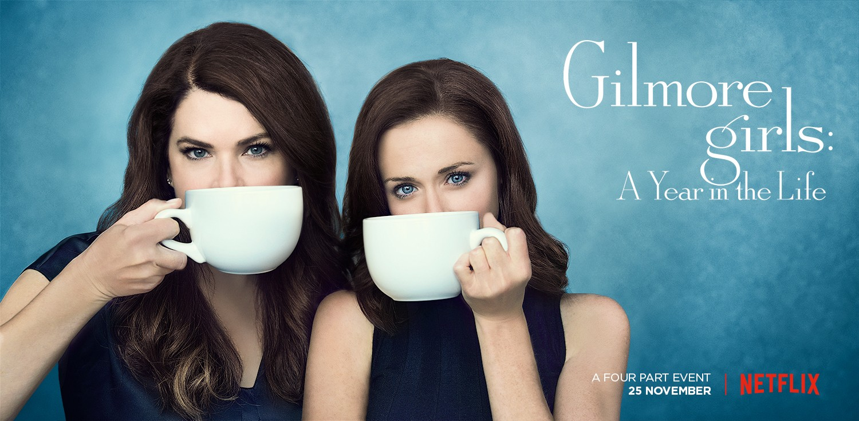 Kuva Netflixin sarjasta Gilmore Girls