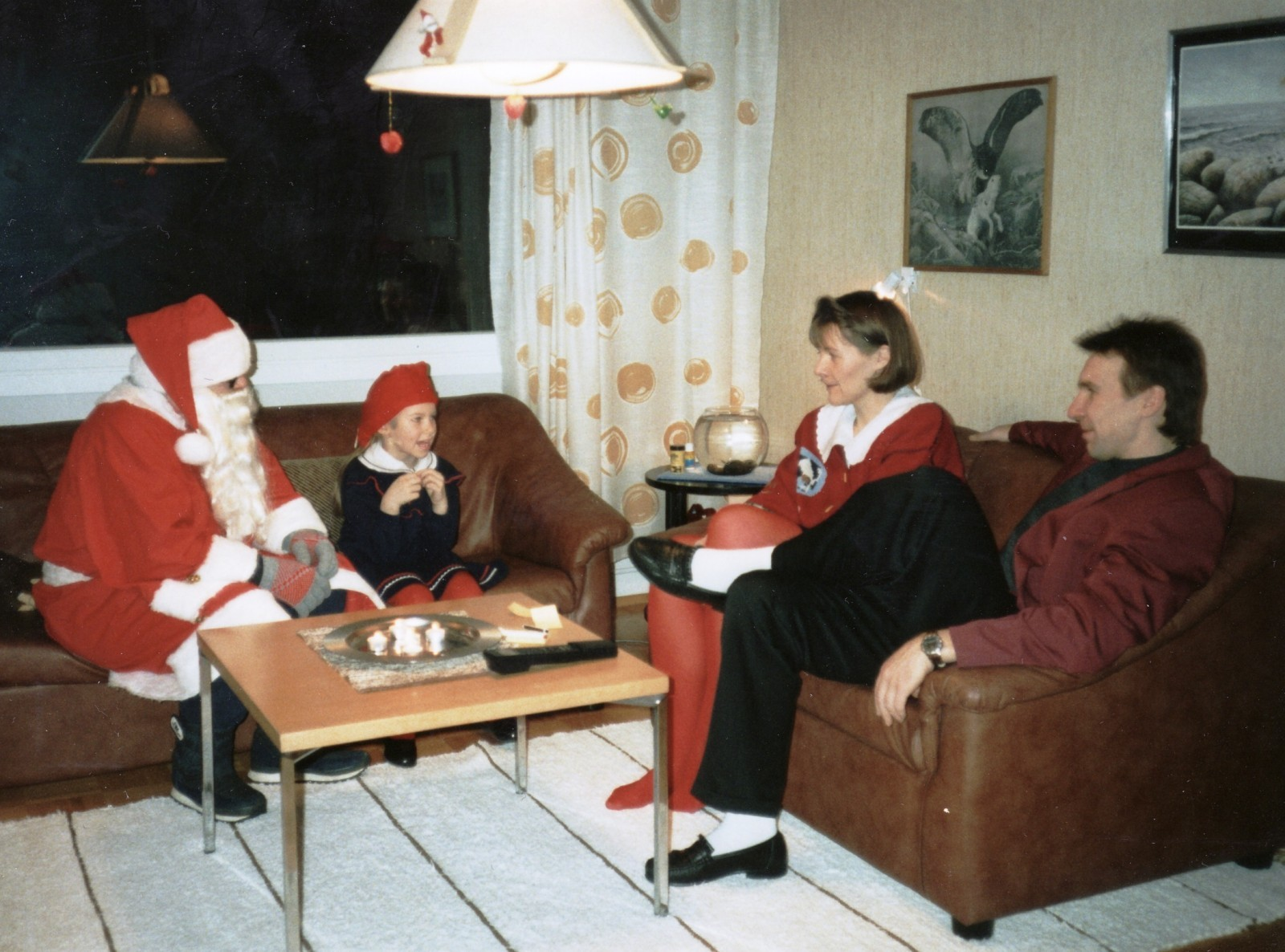 Joulu veljeni luona