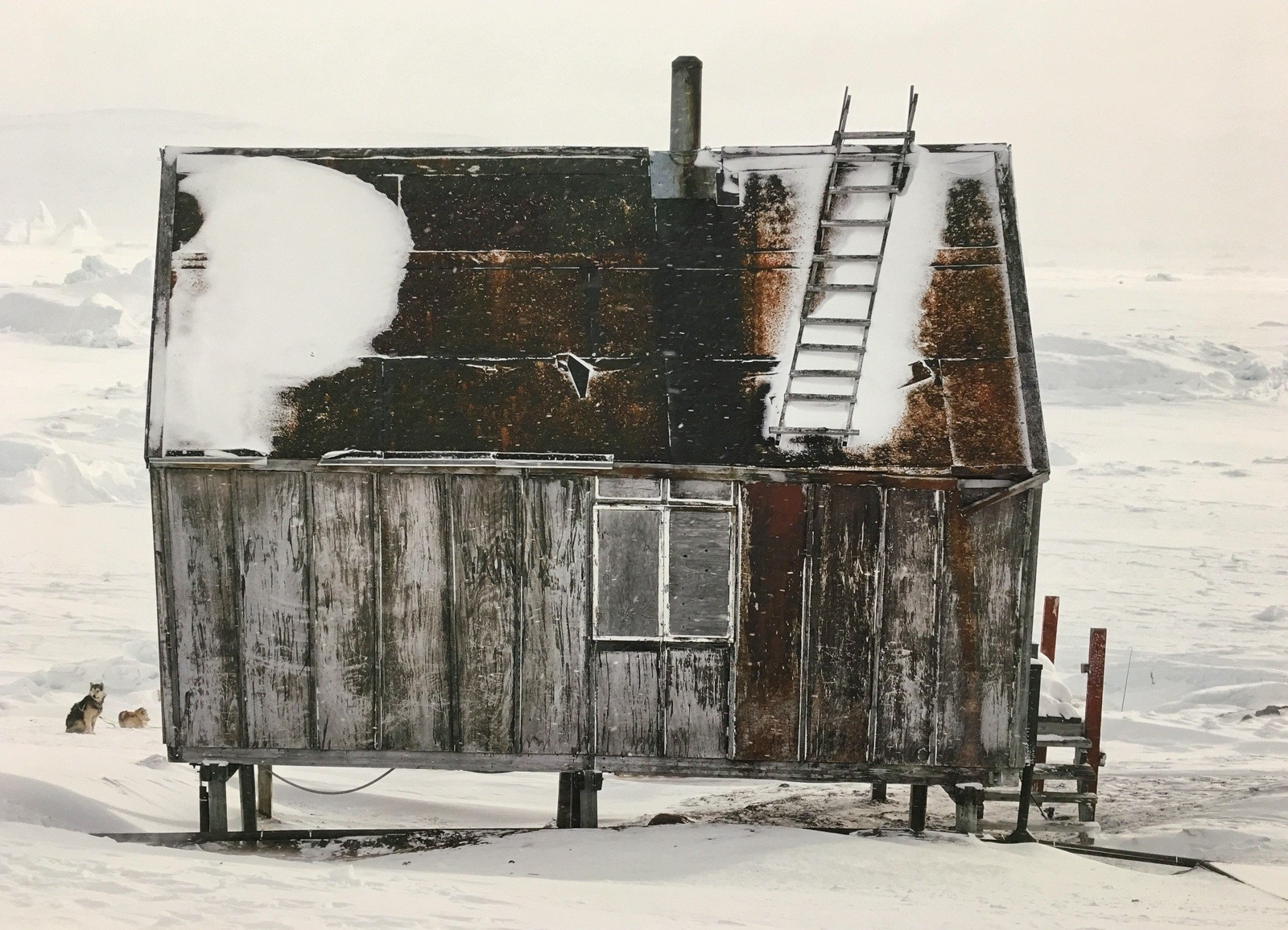 Grönlantia Tiina Itkonen
