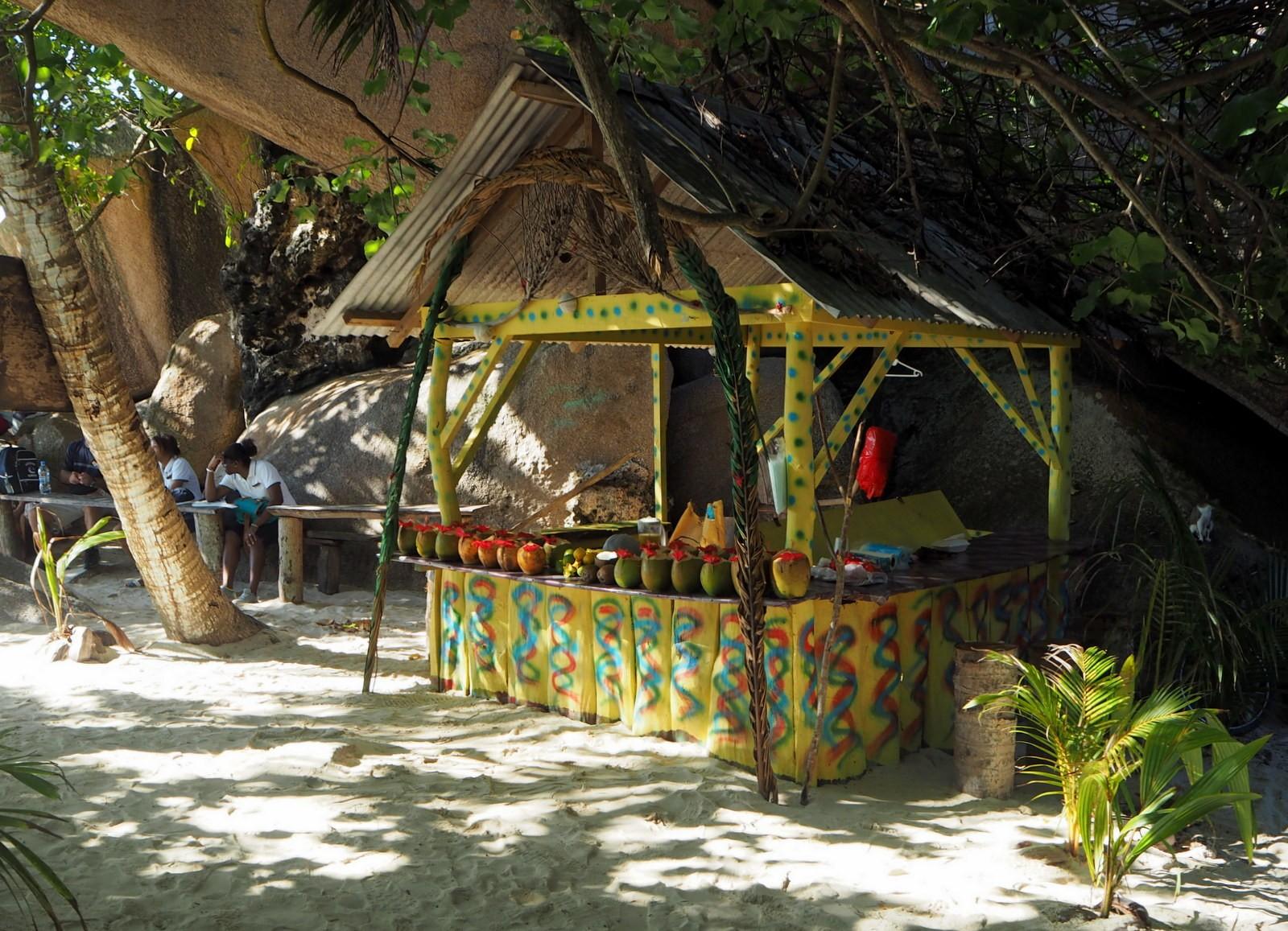 La Digue Seychellit