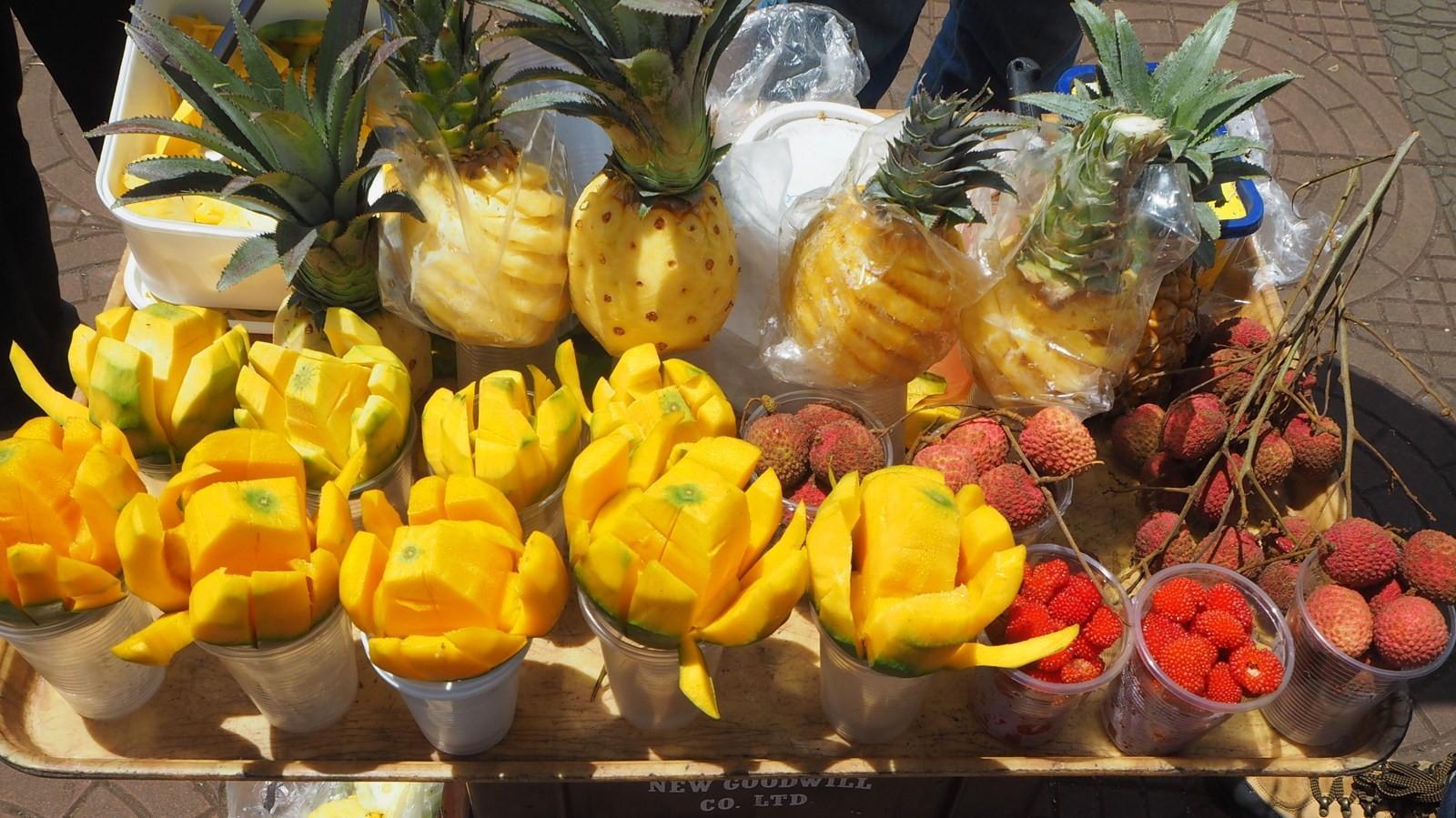 Mangoa Mauritius