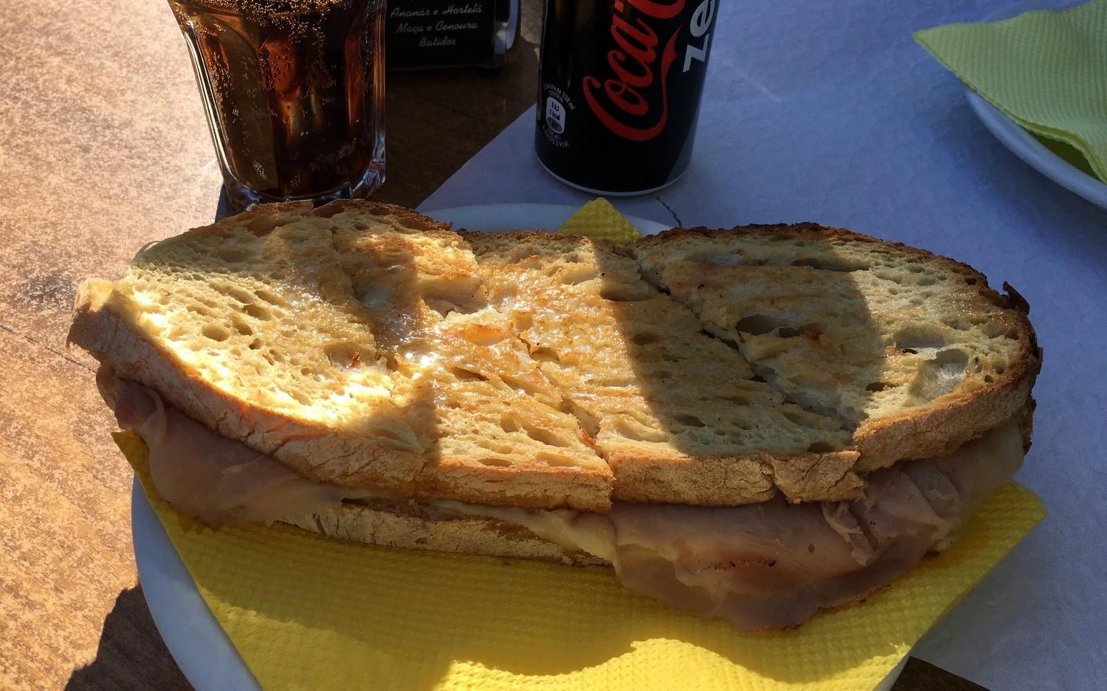 Toast in Tavira