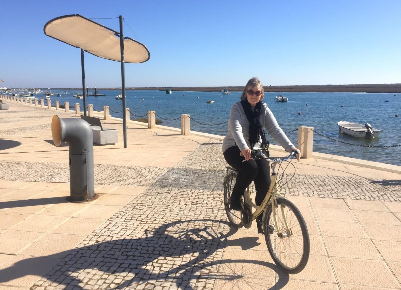 Pyörällä Saint Luziassa