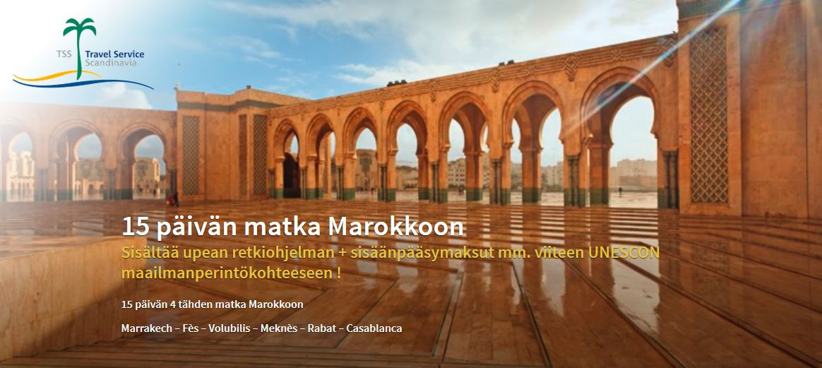 TSS Travel Service Marokko