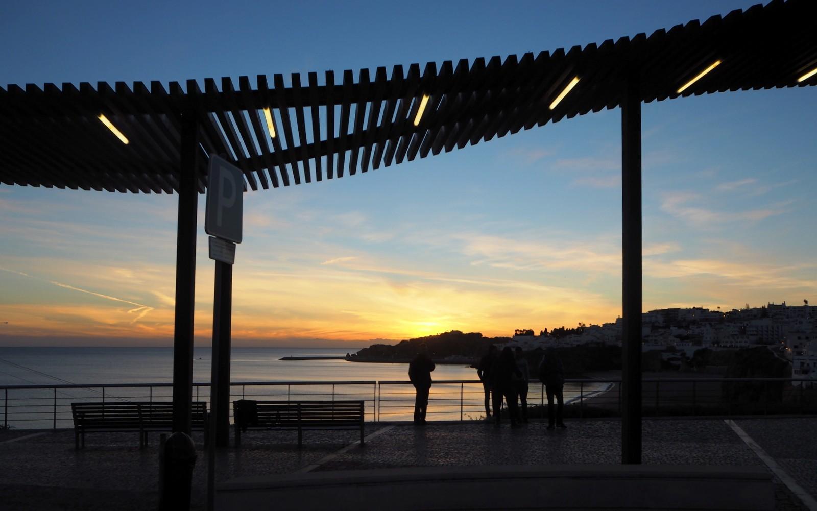 Albufeira sunset