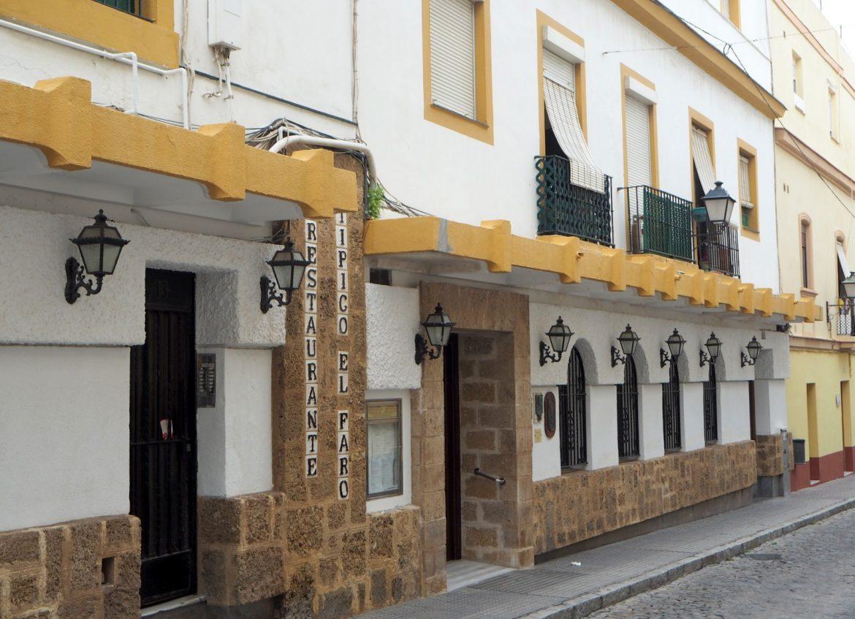 Cadiz Spain El Faro