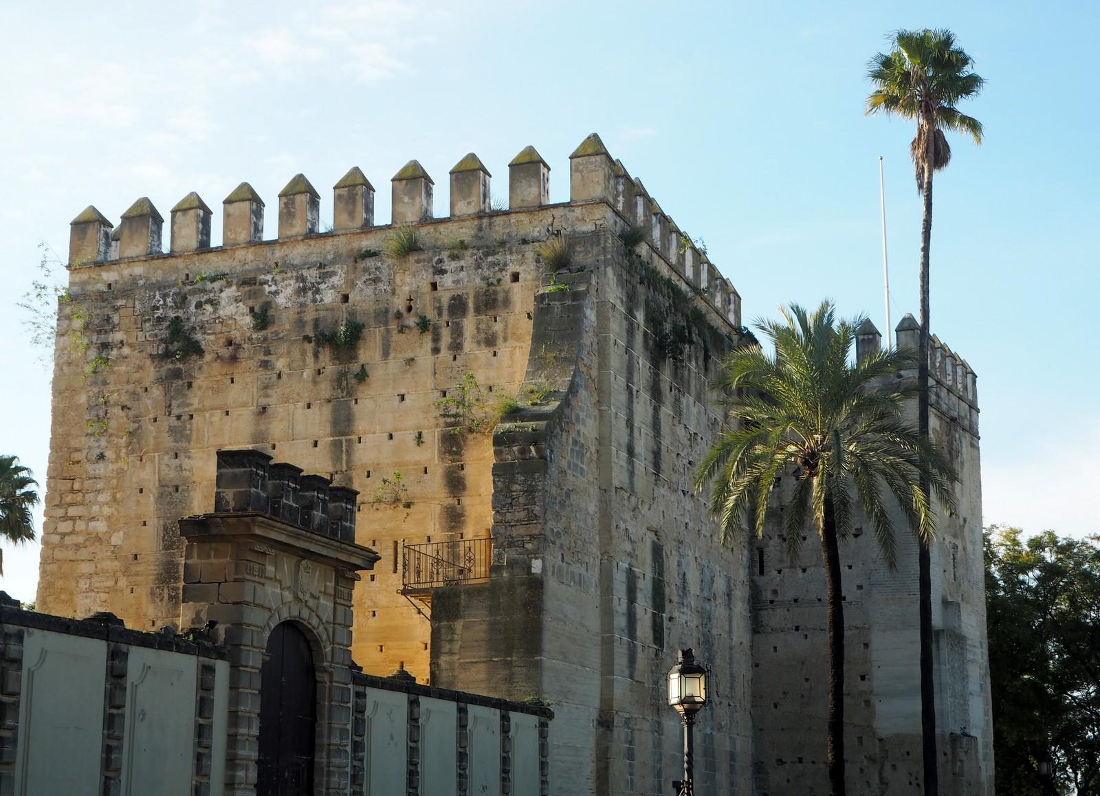 Jerez de la Frontera linnoitus