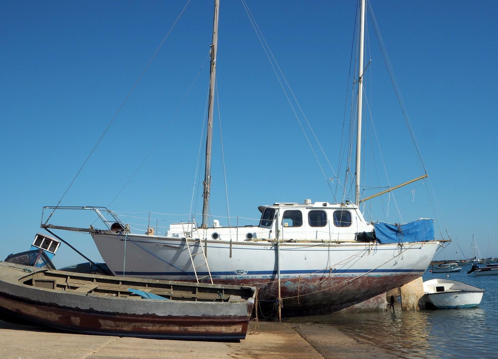 Saint Luzia kalastajaveneitä