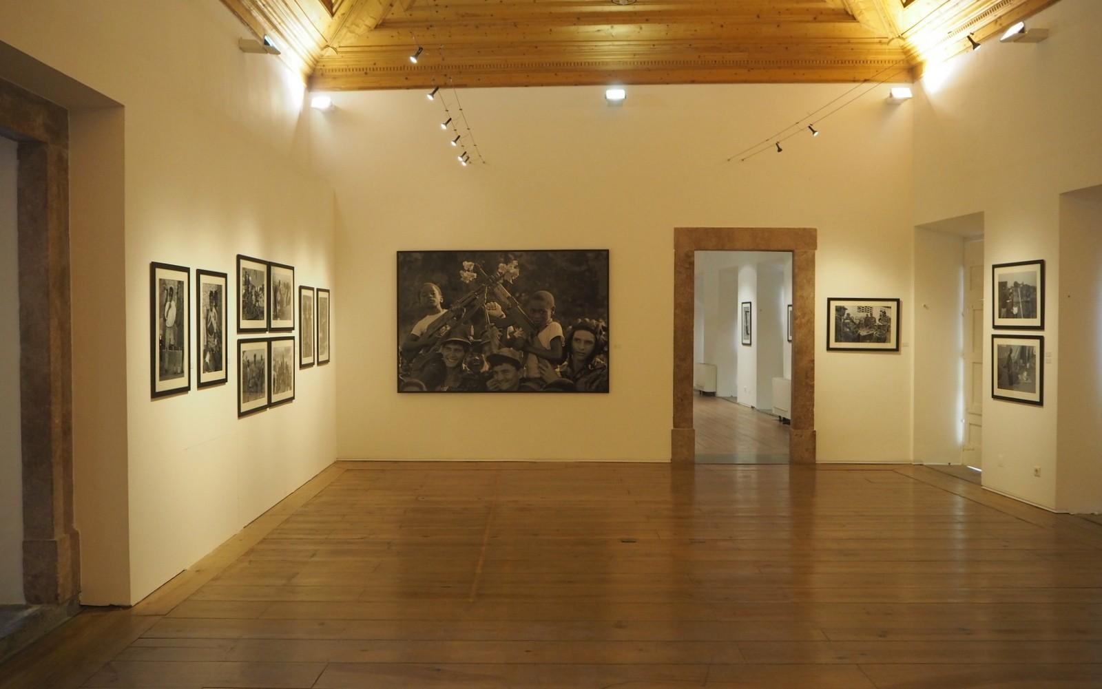 Fernando Ricardo in Tavira Palace Gallery