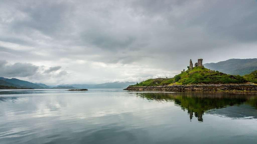 Isle of Sky (Kuva Flickr: mhx)