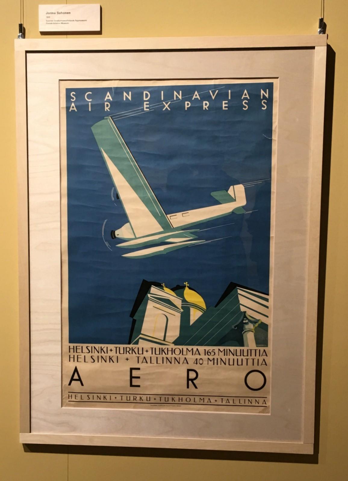 Lentoliikenne matkailujuliste
