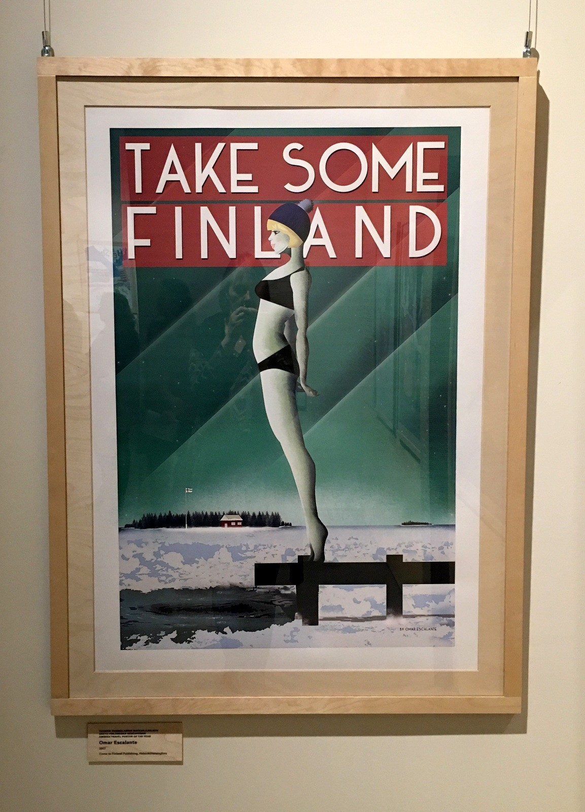 Take some finland -juliste