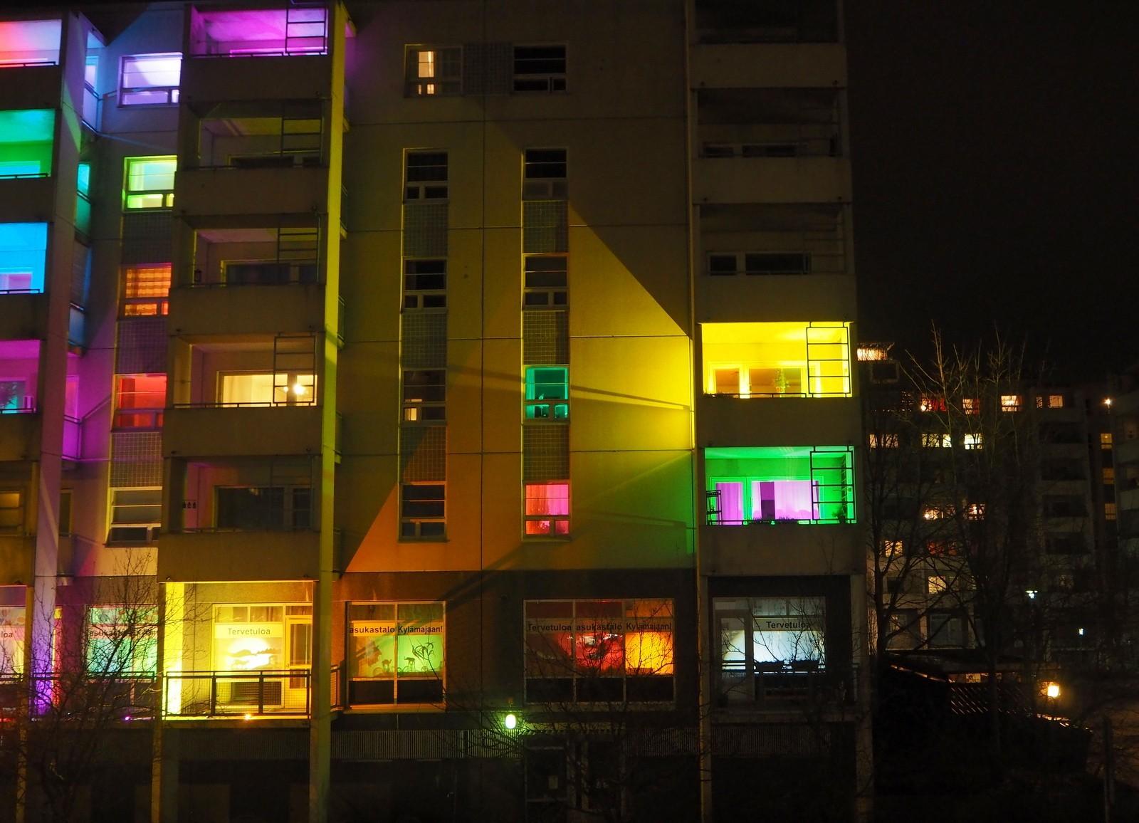 Espoo Matinkylä Kylämaja Light