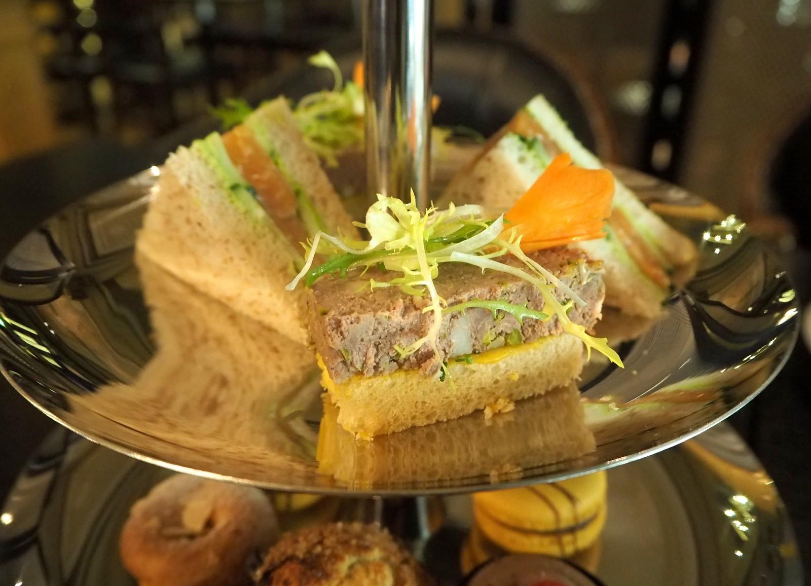 Kämp Brasserie Afternoon Tea