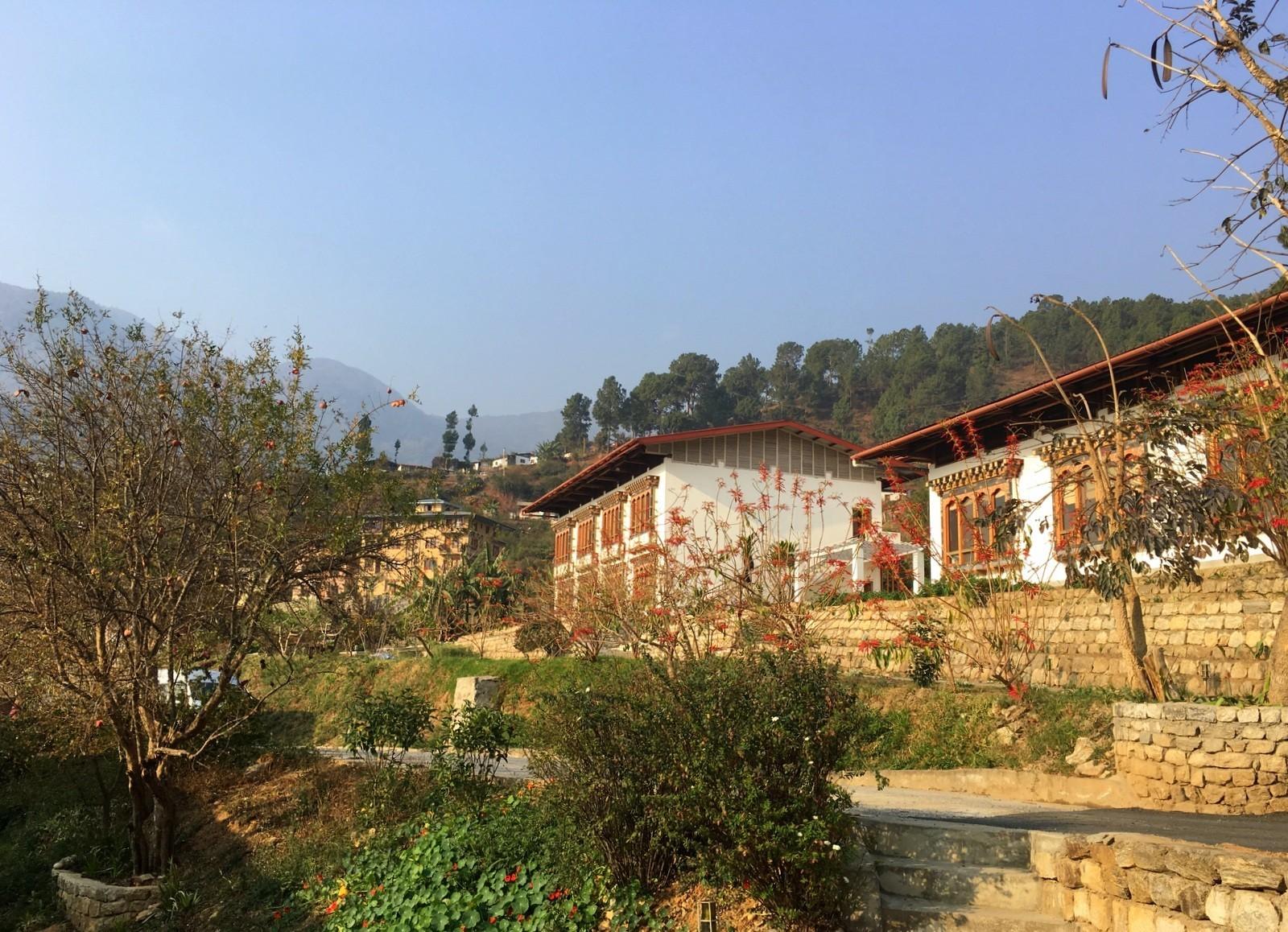 Hotel Punakha