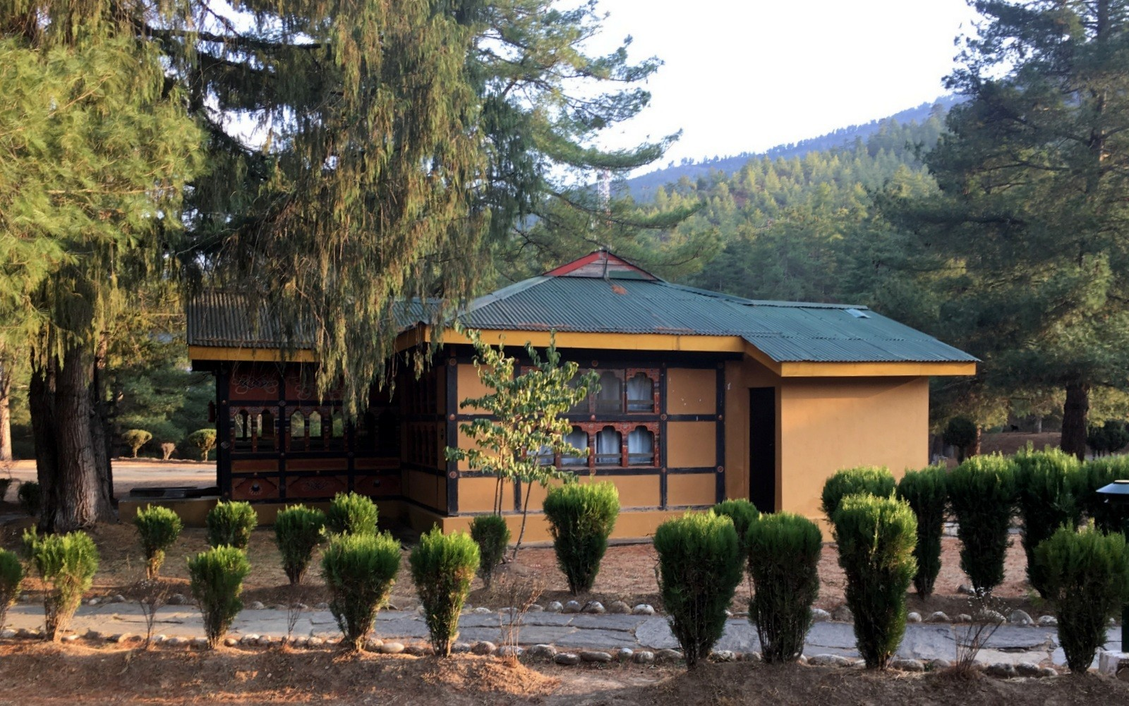 Olathang -hotelli Parossa