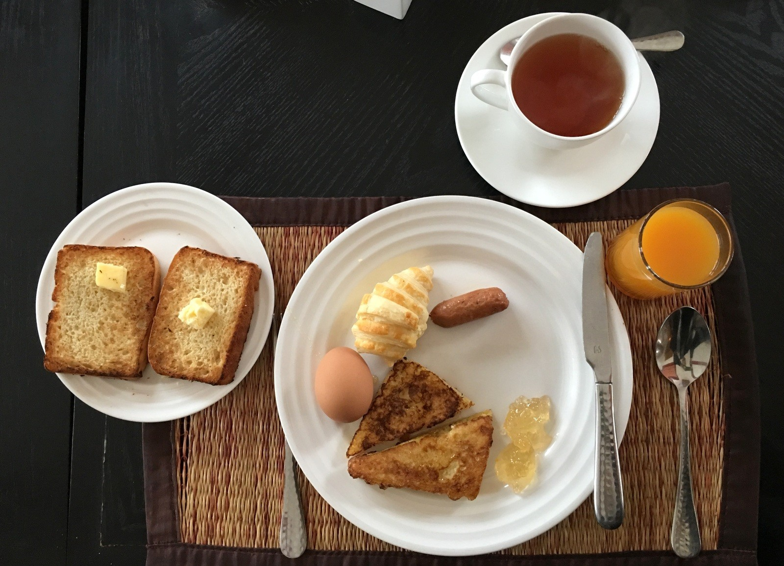 Breakfast Bhutan