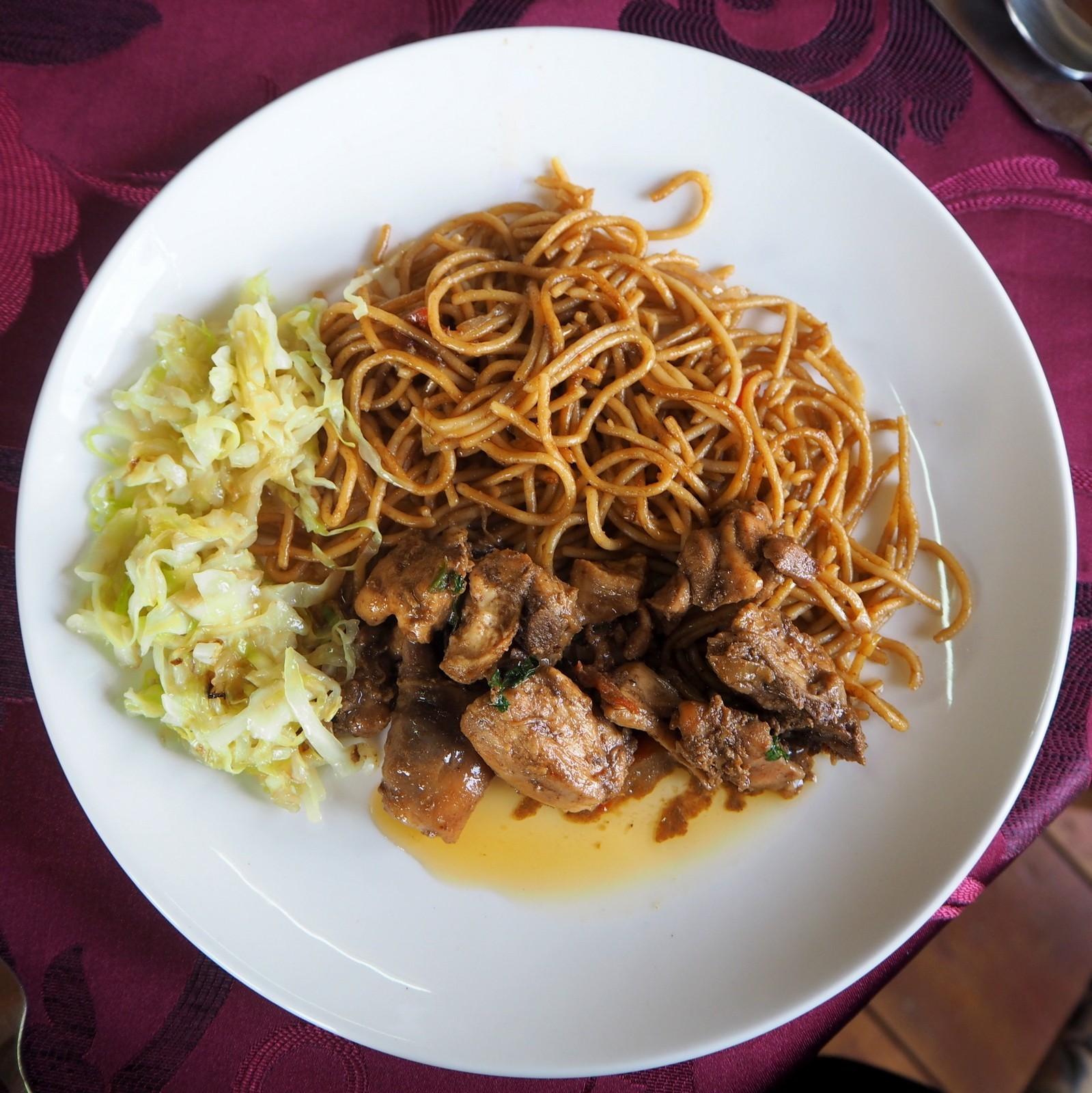 Dinner Bhutan