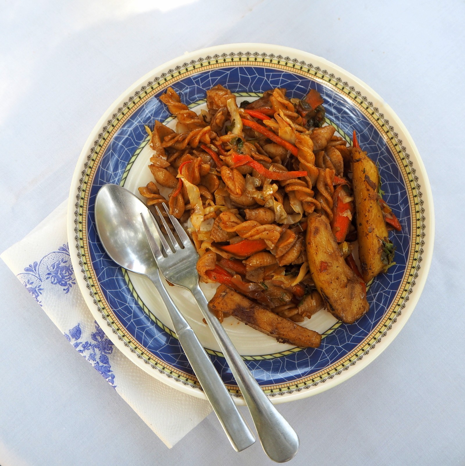 Lunch Bhutan