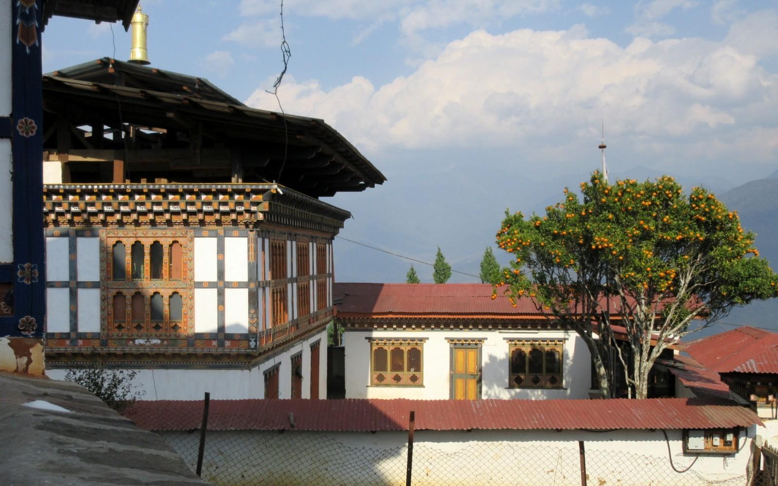 Nunnaluostari Punakha