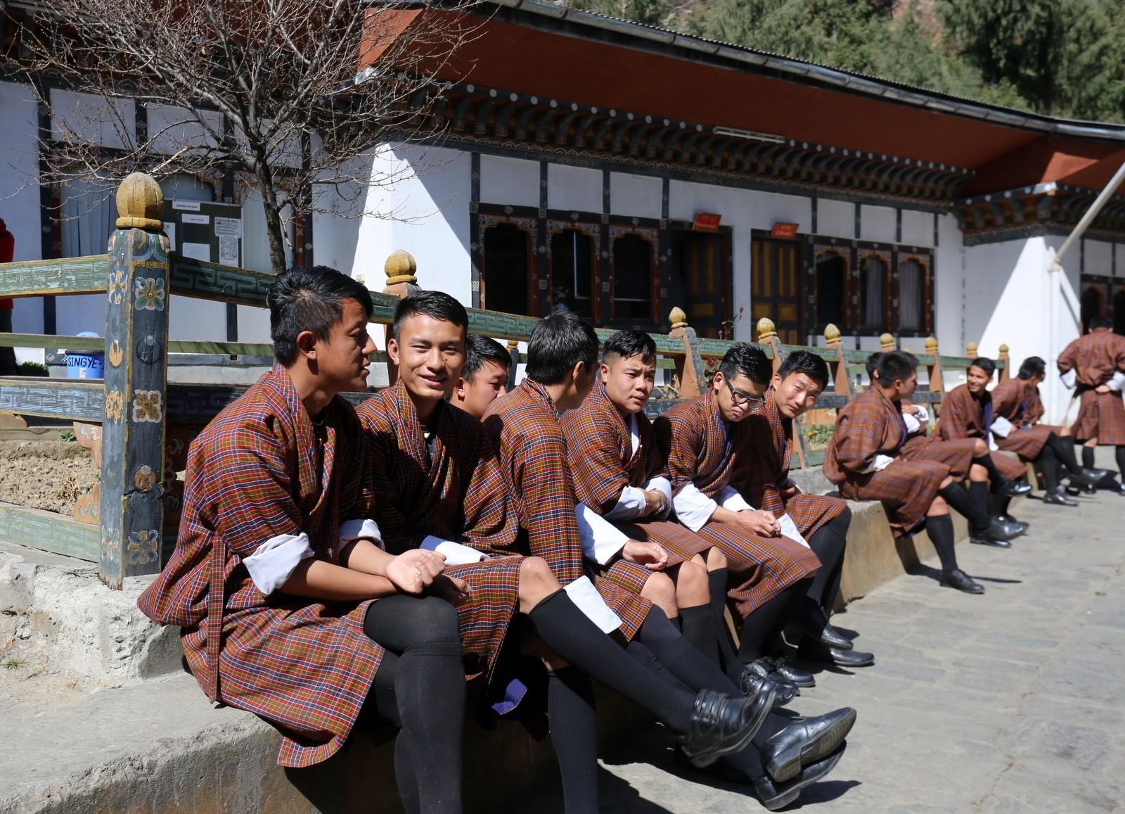 Thimphu tekstiilikoulu
