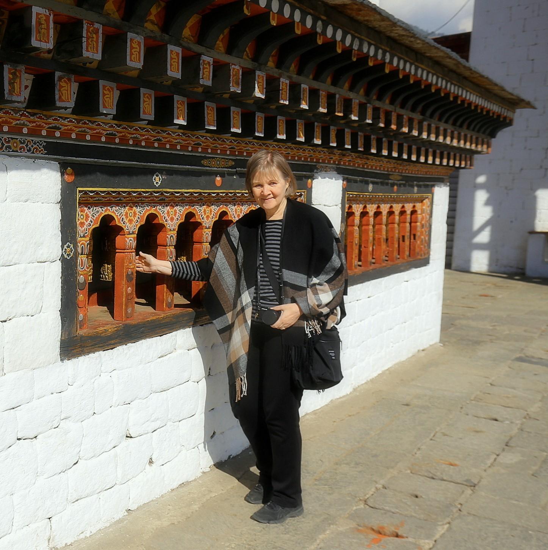 Thimphu dzongi rukous