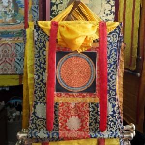 Matkamuistoja Kathmandu Boudhanathin Stupa