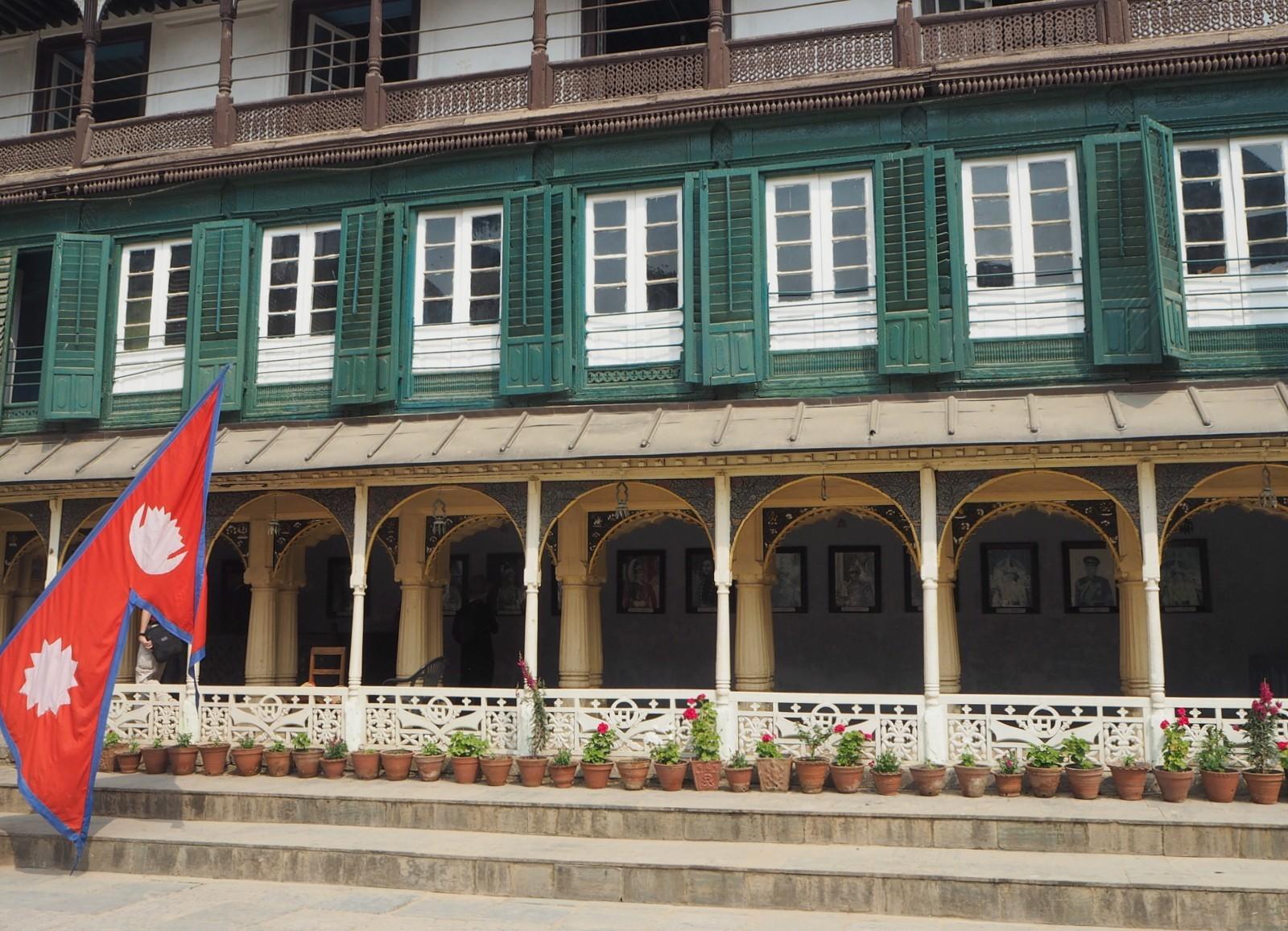 Kathmandu kuningasrivistö