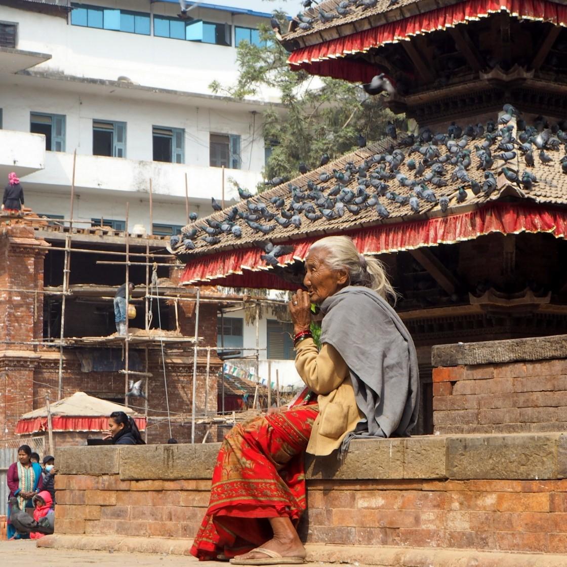 Kathmandu Durbar-aukio