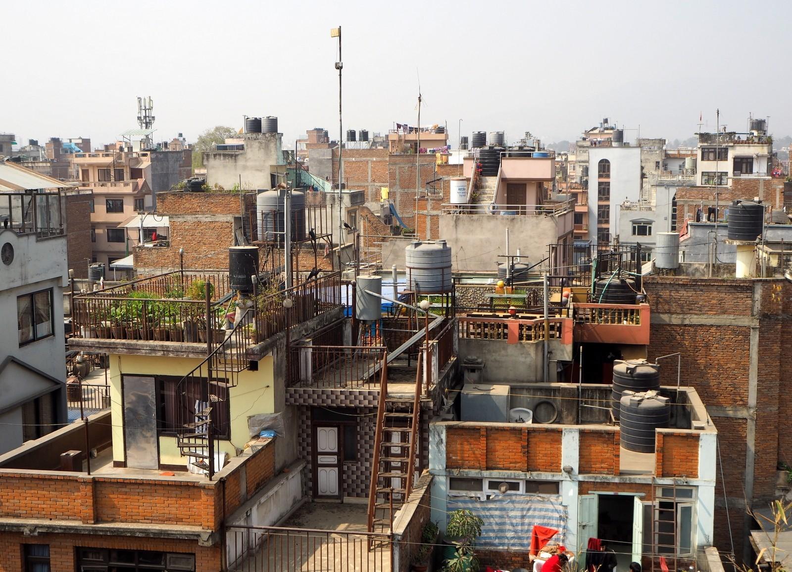 Kathmandu Freak Street