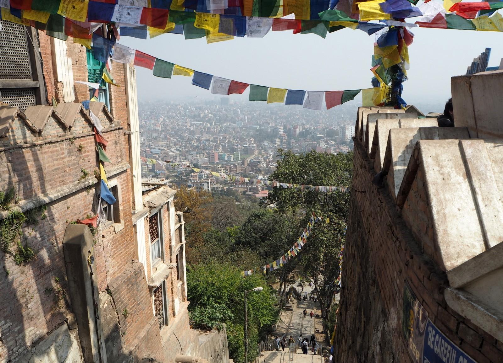 Kathmandu Nepal Swayambhunath