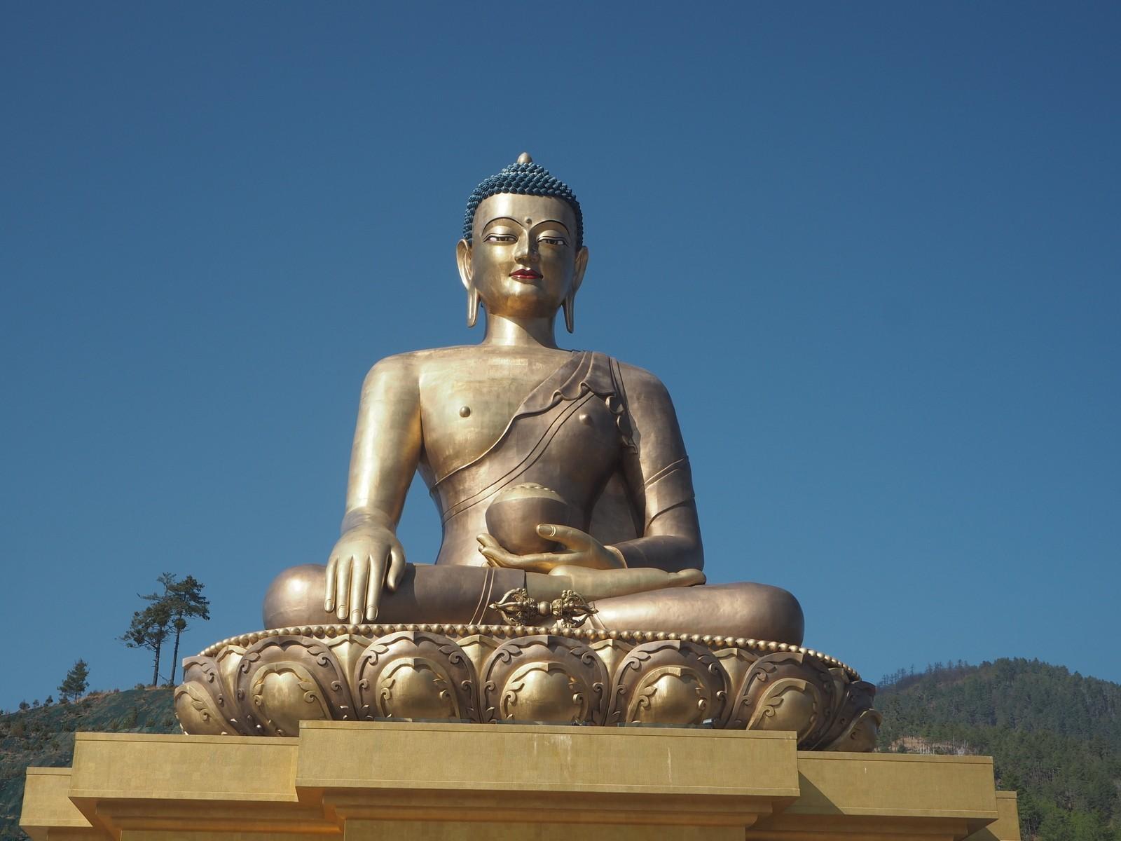Thimphu buddha norsu