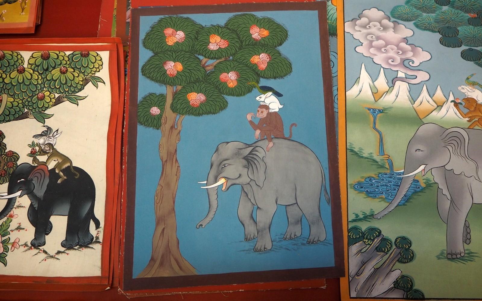 Yhteistyö Bhutan