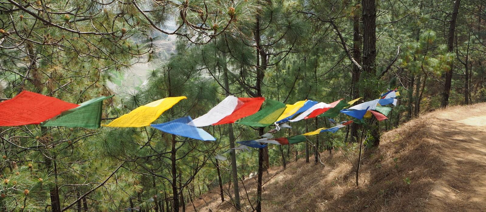 Turistina Bhutanissa feature