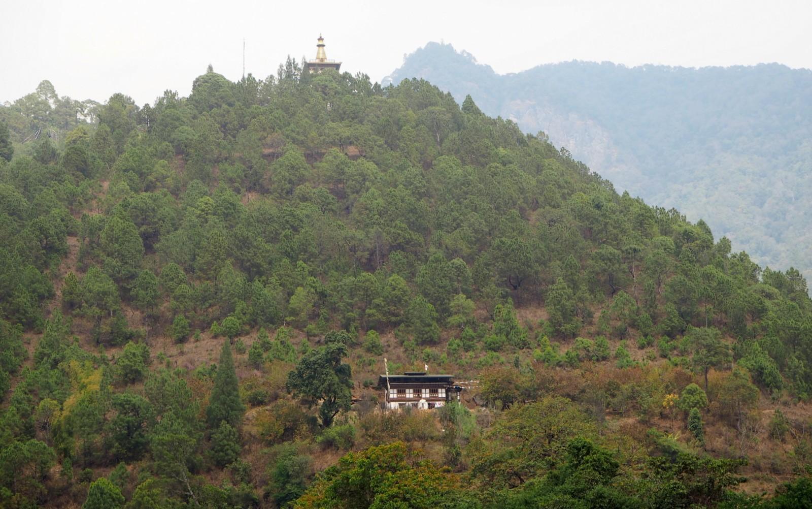 Punakha Khamsum Yuelley Namgyel
