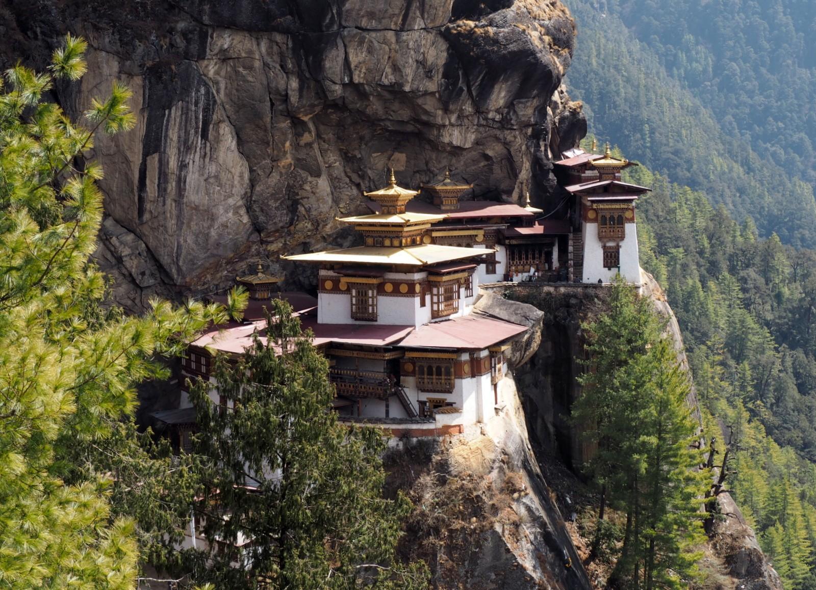 Tiikerinpesä Bhutan