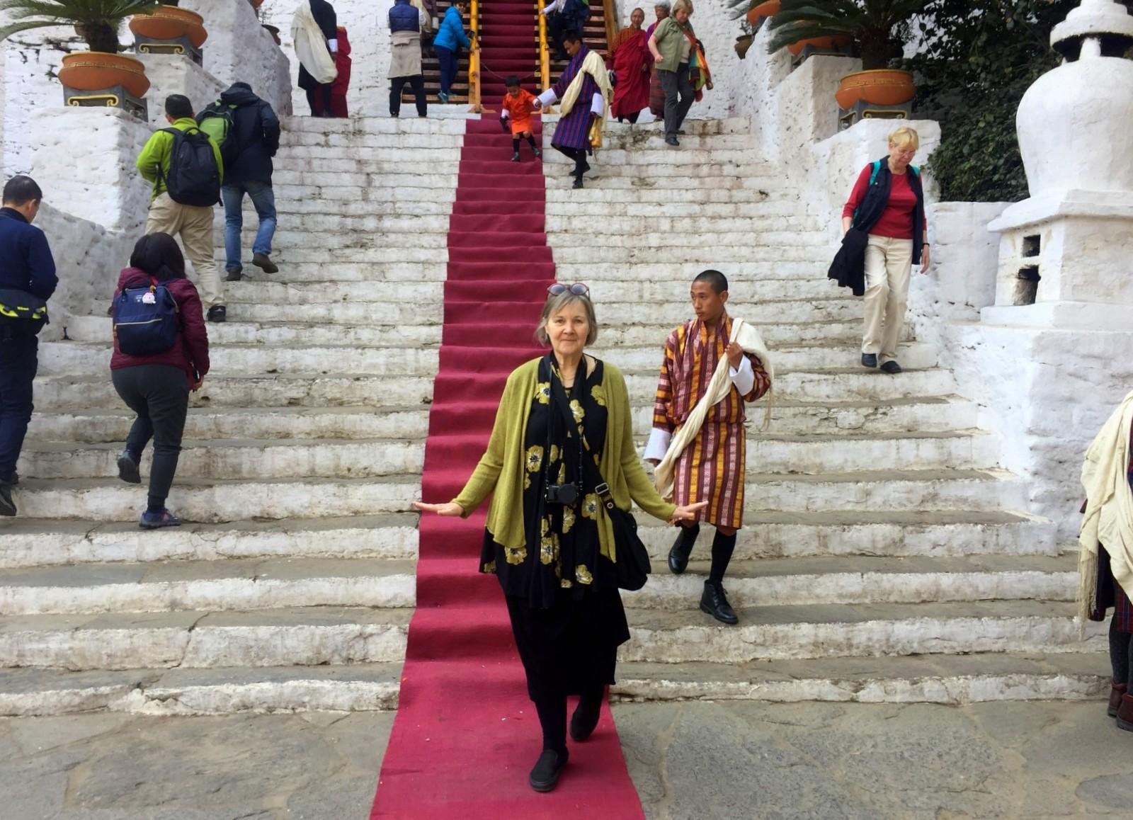 Punakha turisti