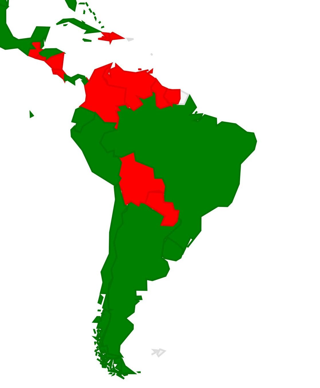 South America 201703