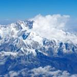 Lento Himalajan yllä