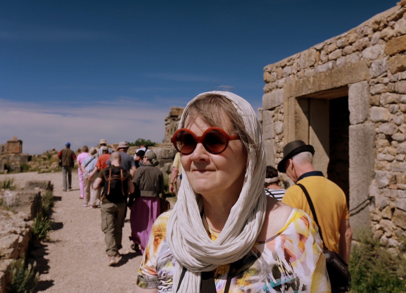 Volubilis turisti