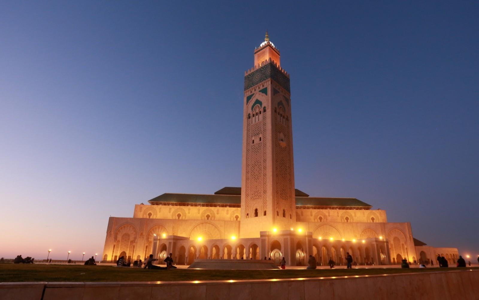 Hassam II -moskeija Casablanca