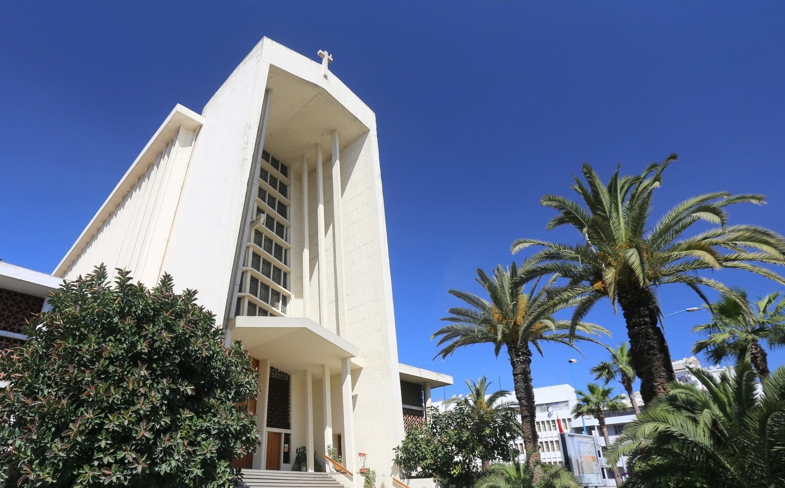Notre Dame de Lourdes Casablanca