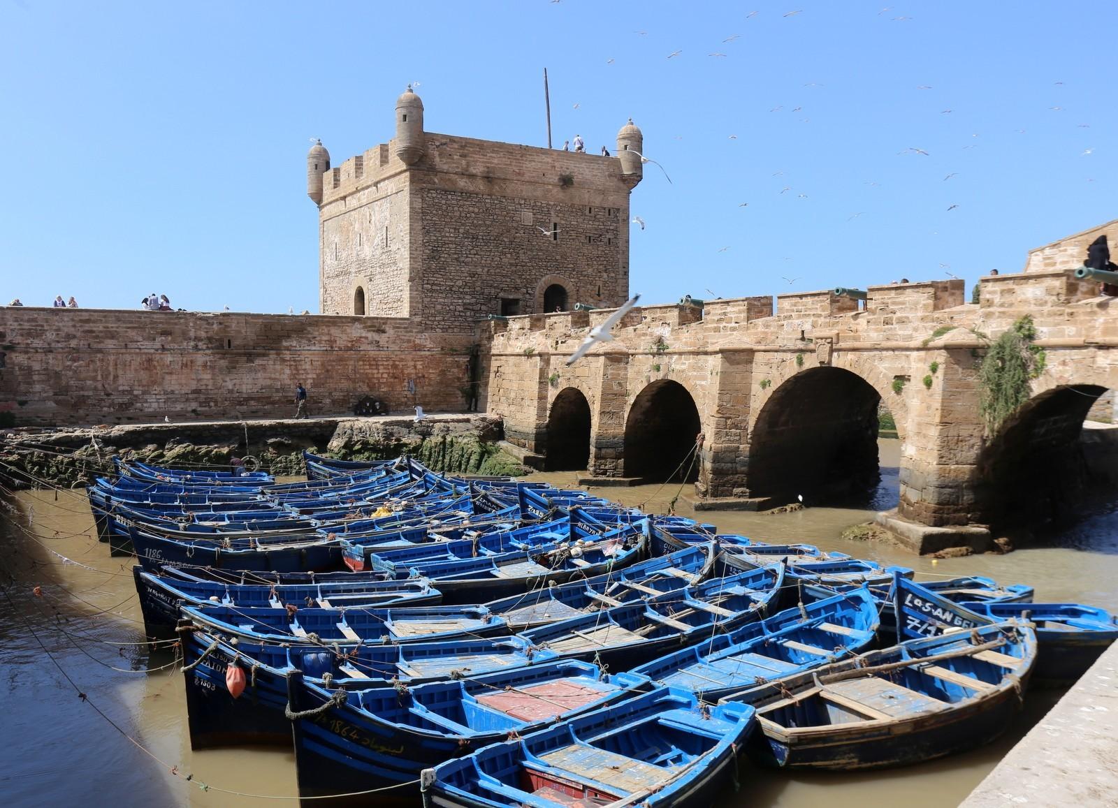 Essaouiran kalastasatama