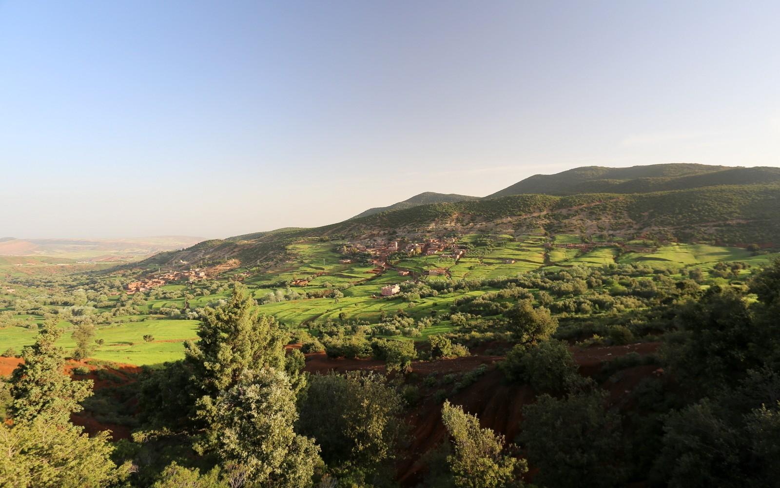 Atlasvuoret Marocco Morocco
