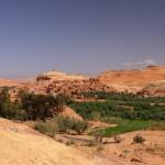 Atlasvuorten yli: Ait-Ben-Haddou ja Ourazazate