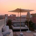 Riad Le J Marrakeshin sydämessä