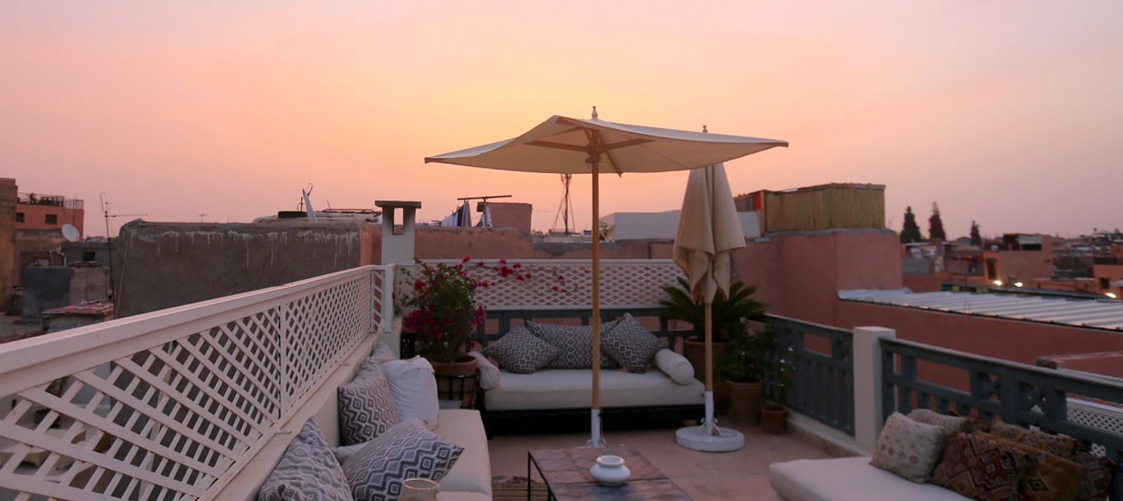 Riad Le J Marrakesh