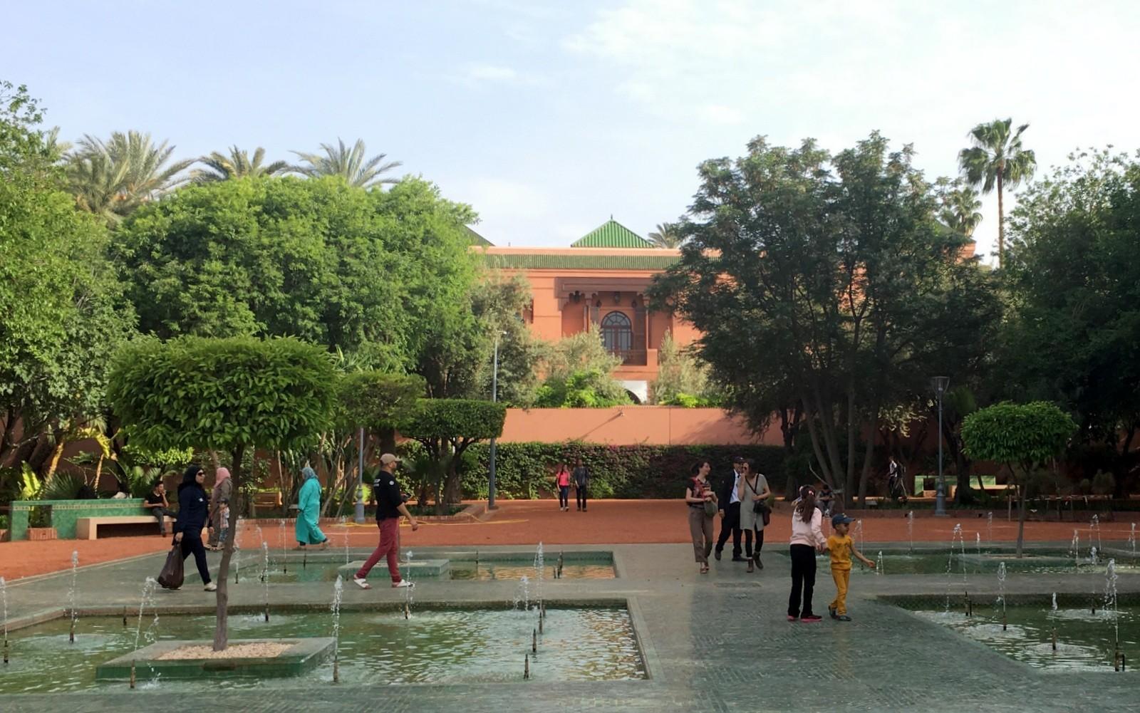 Cyberpark Marrakesh