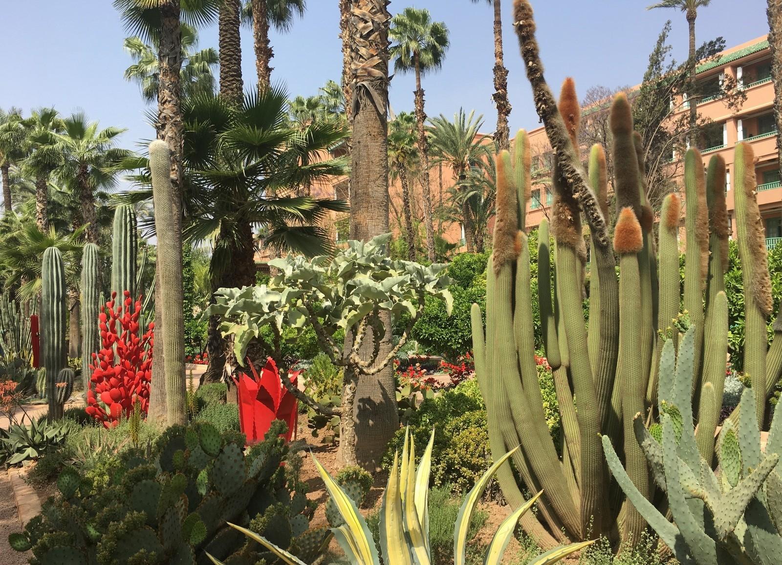 La Mamounia Marrakesh